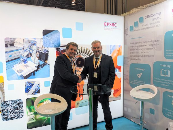 L-R - Prof. Nick Warrior, Director   of EPSRC's Future Composites Manufacturing Research Hub and Paul Jones, Managing Director of Bitrez Ltd. copy.jpg