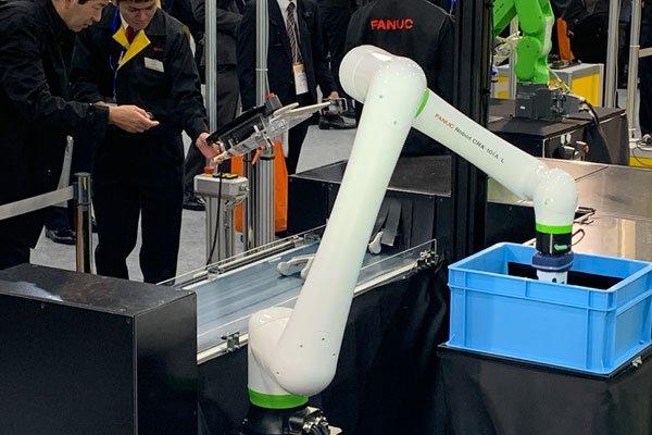 Kolaboratívny robot FANUC