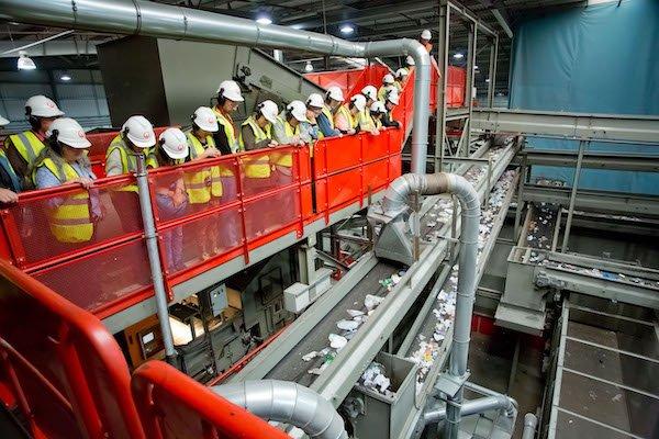 Tour of Southwark  recycling facility copy.jpg