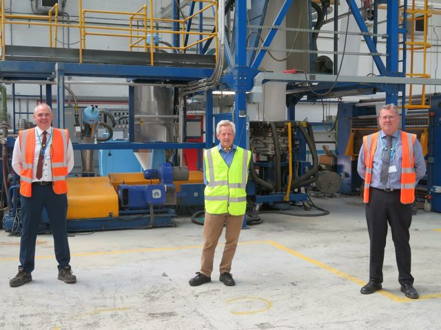 Photo 1 Richard Graham MP visit to Permali Factory - with senior managers_ High res 892KB.jpg