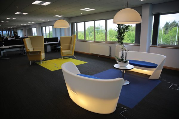 Plastribution's New Offices