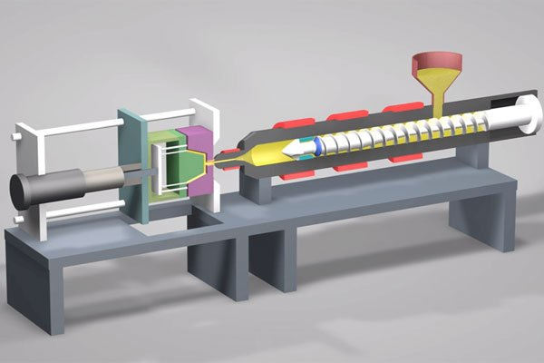 Injection Moulding Graphic