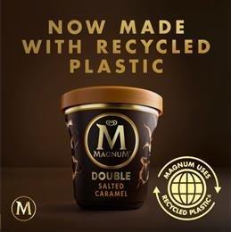 Magnum uses certified circular polypropylene from SABIC's TRUCIRCLE portfolio