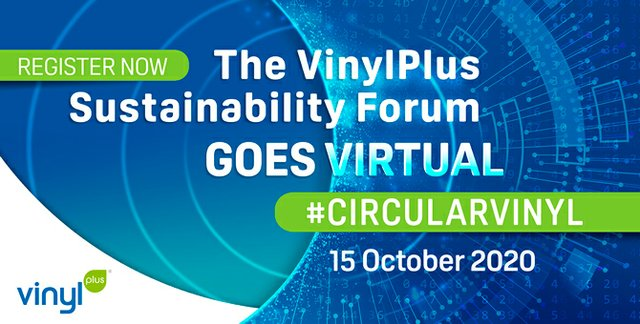 The VinylPlus Sustainability Forum 2020