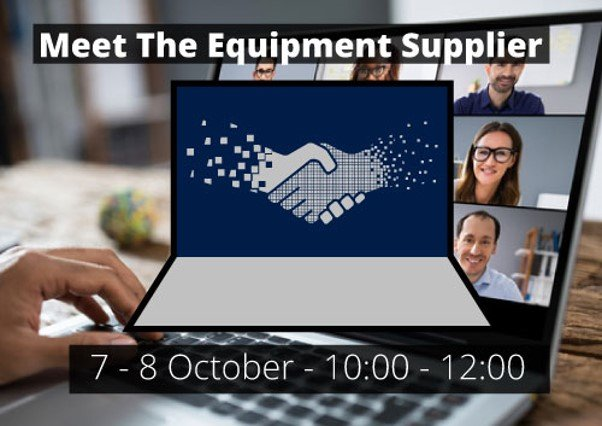 Meet the Equipment Supplier